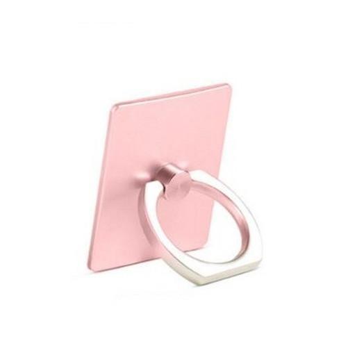 Держатель кольцо для телефона (попсокет / popsocket / подставка) розовый