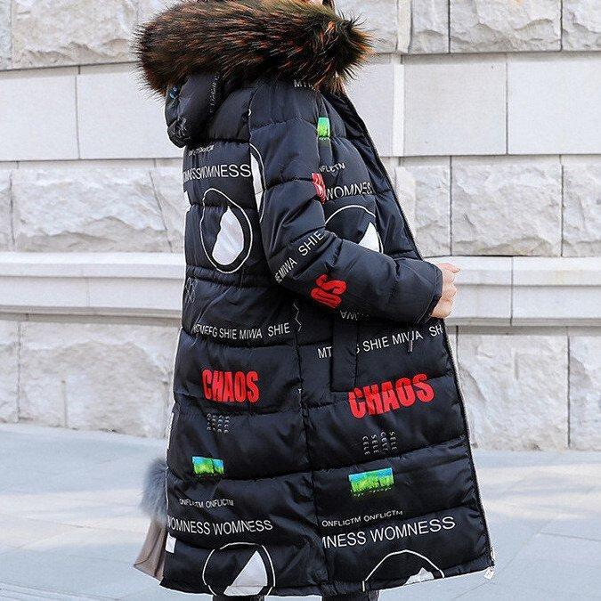 Женская куртка СС-8511-10