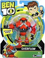 Фигурка Бен 10 -Водохлест - Overflow - Ben 10
