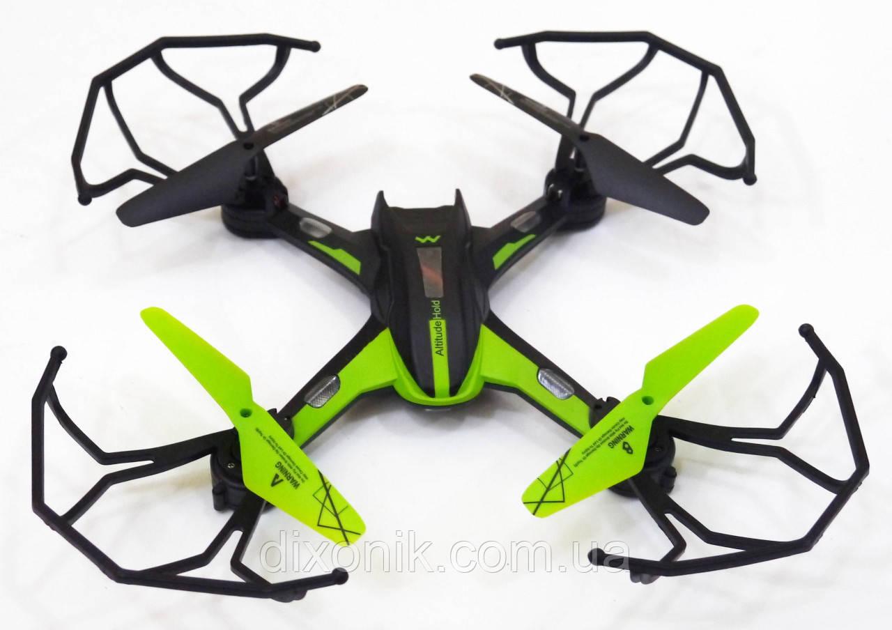 Радиоуправляемая игрушка квадрокоптер CH-202 дрон