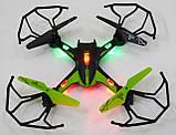 Радиоуправляемая игрушка квадрокоптер CH-202 дрон, фото 3