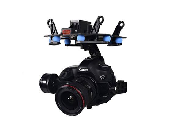 Подвес трехосевой Tarot 5D для камер Canon EOS 5D (TL5D001), фото 2