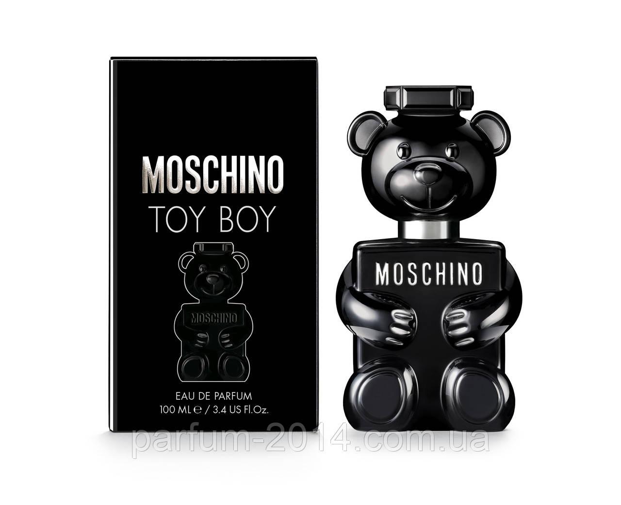 Мужская парфюмированная вода Moschino Toy Boy (реплика)