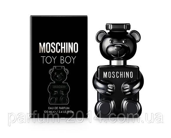 Мужская парфюмированная вода Moschino Toy Boy (реплика), фото 2