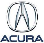 Защита переднего бампера ACURA