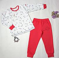 Пижама детская с начесом ТМ Smil 104357