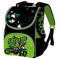 Ранец для мальчика Экстрим Smile ранец-короб ортопедический школьный рюкзак