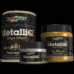 Kompozit емаль акрилова METALLIQ мідь 0,5 кг