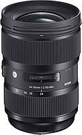 Объектив Sigma 24-35 мм f2 DG HSM для Canon, фото 1