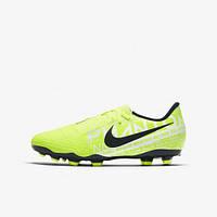 Бутсы футбольные дет. Nike Phantom Vnm Academy FG (арт. AO0362-717), фото 1