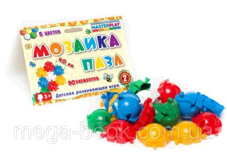 Дитяча гра мозаїка MASTERPLAY 1-143