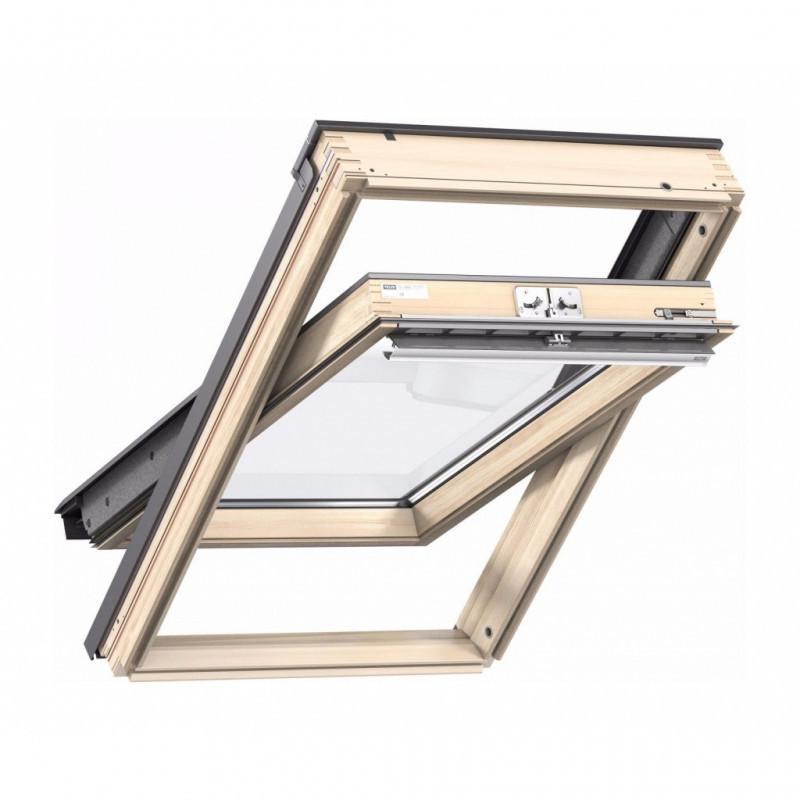 Мансардне вікно Velux Стандарт Плюс GLL 1061 FK04 66x98 см