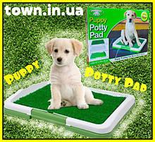 Туалет-лоток для собак и кошек Puppy Potty Pad