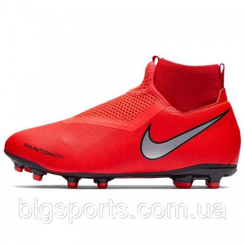 Бутсы футбольные дет. Nike Phantom Vnm Academy DF FG/MG (арт. AO3287-600)