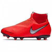 Бутсы футбольные дет. Nike Phantom Vnm Academy DF FG/MG (арт. AO3287-600), фото 1