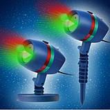 Лазер новогодний Laser Light для наружного использования уличный, 12 картинок, фото 3