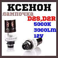 Автомобильная Ксеноновая лампа D2S 5000K MICHI ГОД ГАРАНТИИ!!!!, фото 1