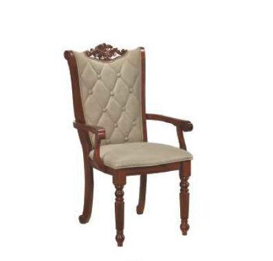 Кресло Кембридж (тем. орех)