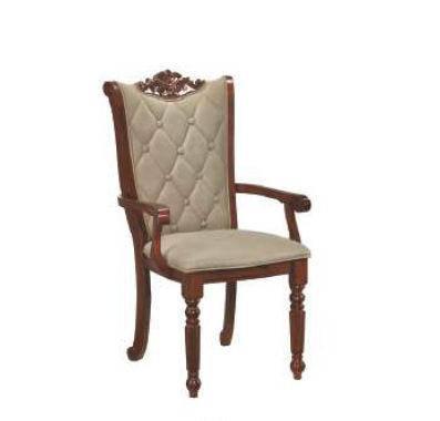 Кресло Кембридж (тем. орех), фото 2