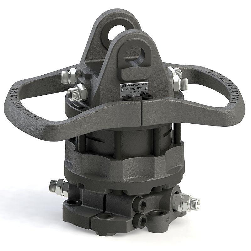 Ротатор GR603-2DB-SP06 для манипулятора