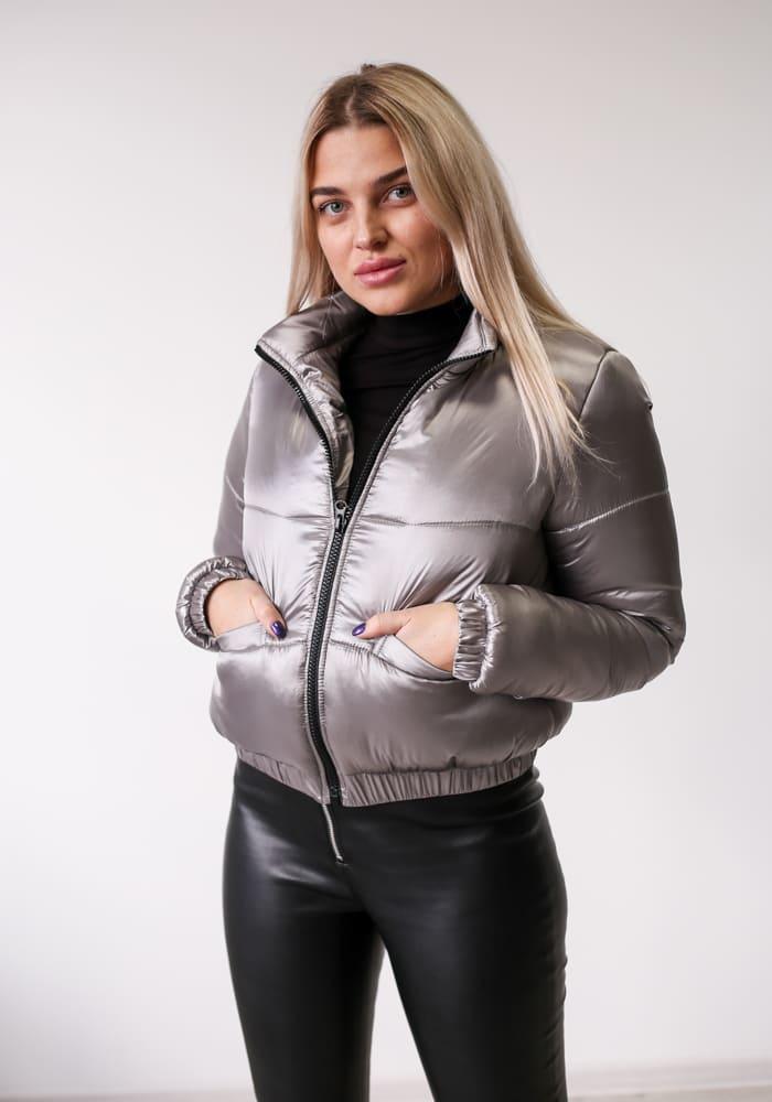 Зимняя куртка молодежная  «Шоти» Разные цвета