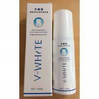 Пенка-мусс для чистки зубов V-White Fresh Clean для автоматической зубной щетки Beaver V-White V1(V2) - 60 мл
