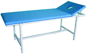 Кушетка масажна КМ 2000х700х700-900 мм