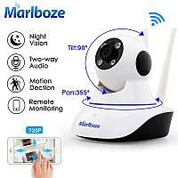 Беспроводная IP камера Marlboze 8292 WiFi 720P, ночная съемка, датчик движения