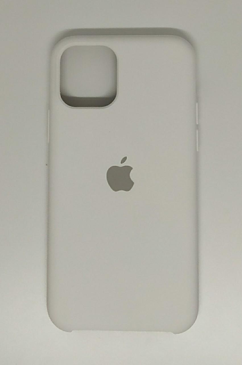 """Чехол Silicon iPhone 11 - """"Белый  №9"""""""