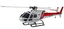 Вертолёт 3D на радиоуправлении микро WL Toys V931 FBL бесколлекторный (красный), фото 2