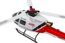 Вертолёт 3D на радиоуправлении микро WL Toys V931 FBL бесколлекторный (красный), фото 3