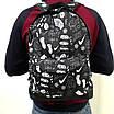 Рюкзак с принтом Nike, фото 2