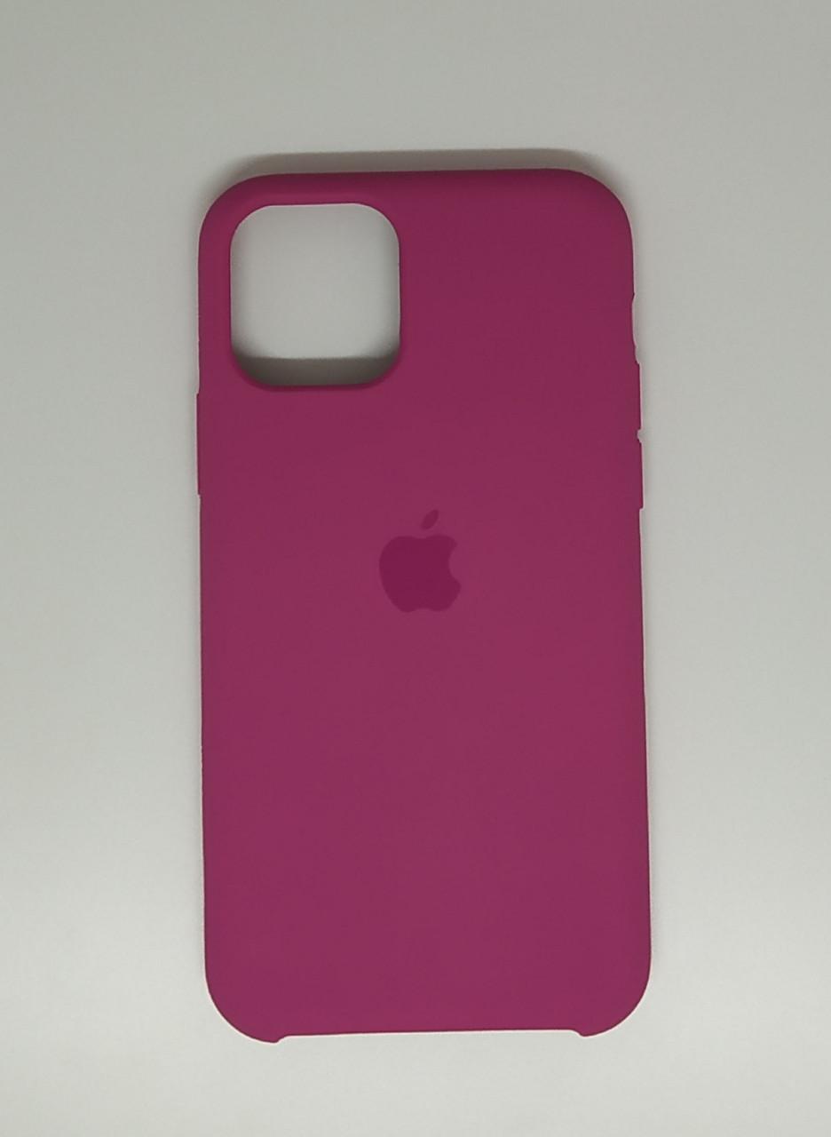 "Чехол Silicon iPhone 11 - ""Dragon fruit №54"""