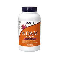 Витамины для мужчин Now Foods Foods Adam (180 капс) нау фудс адам