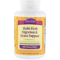 Nature's Secret, Растительное средство для пищеварения и очищения, 275 таблеток