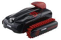 Машина амфибия на радиоуправлении Crazon 18SL02 гусеничная (красный)