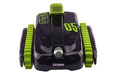 Машина амфибия на радиоуправлении Crazon 18SL02 гусеничная (зеленый), фото 2