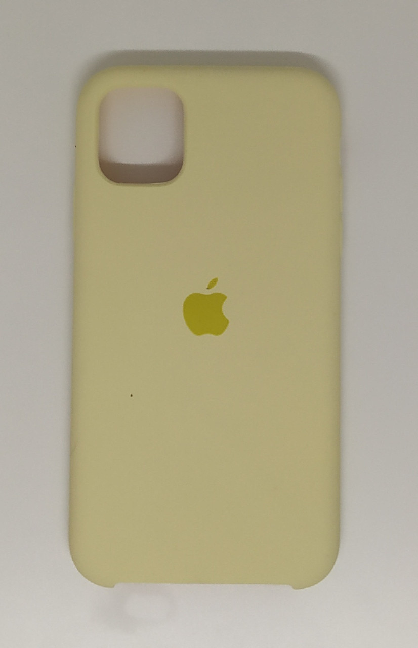 "Чехол Silicon iPhone 11 - ""Дыня №51"""