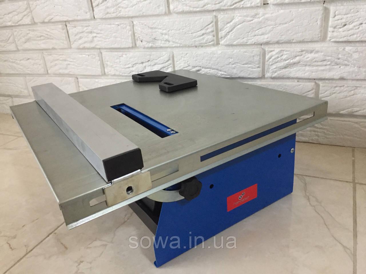 ✔️ Плиткорез электрический ГОРИЗОНТ SM201, Водяное охлаждение