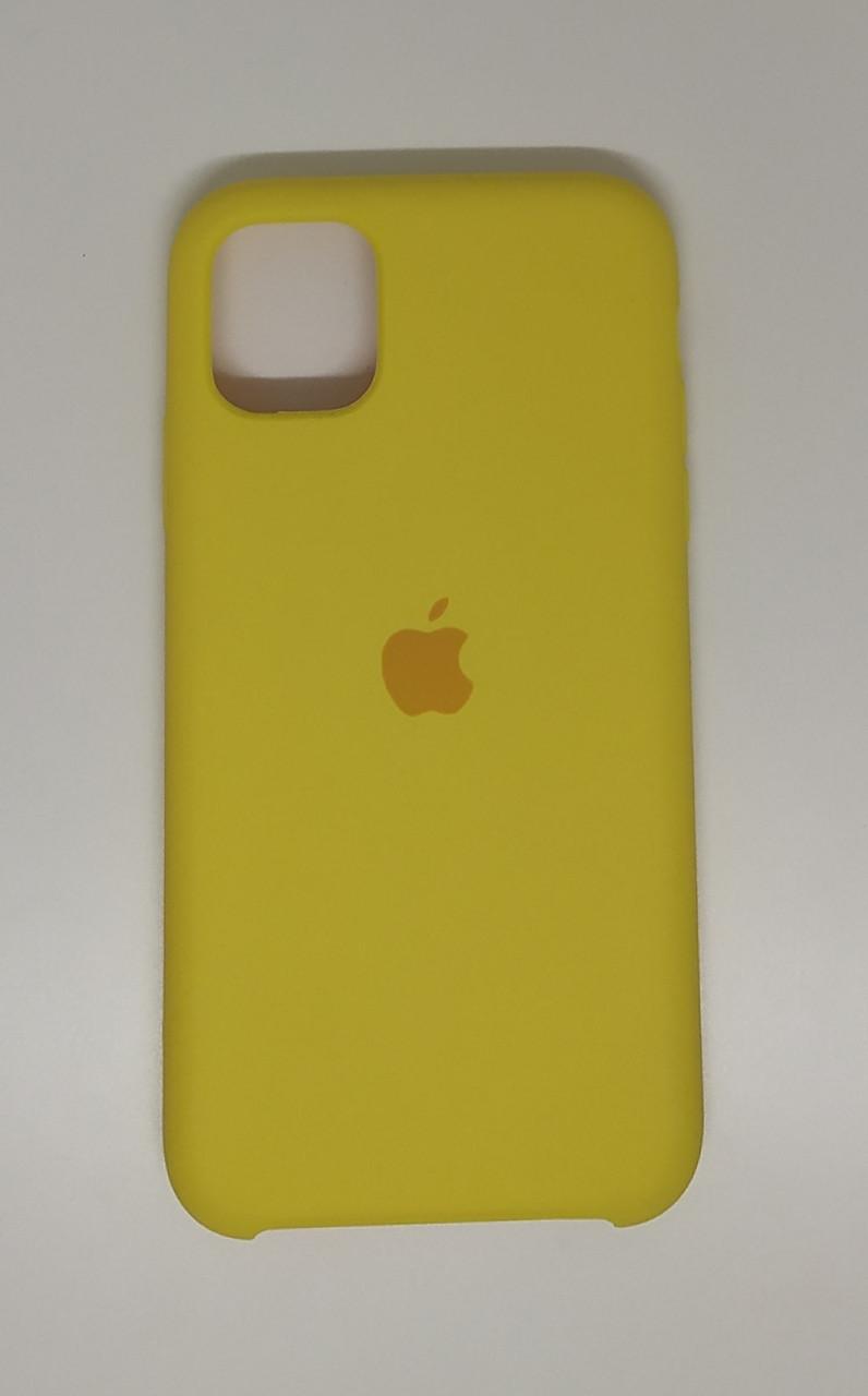 """Чехол Silicon iPhone 11 - """"Вспышка №32"""""""