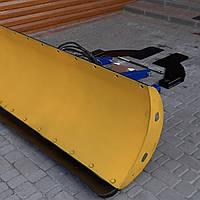 Отвал (лопата) снегоуборочный к тракторам отечественного производства.