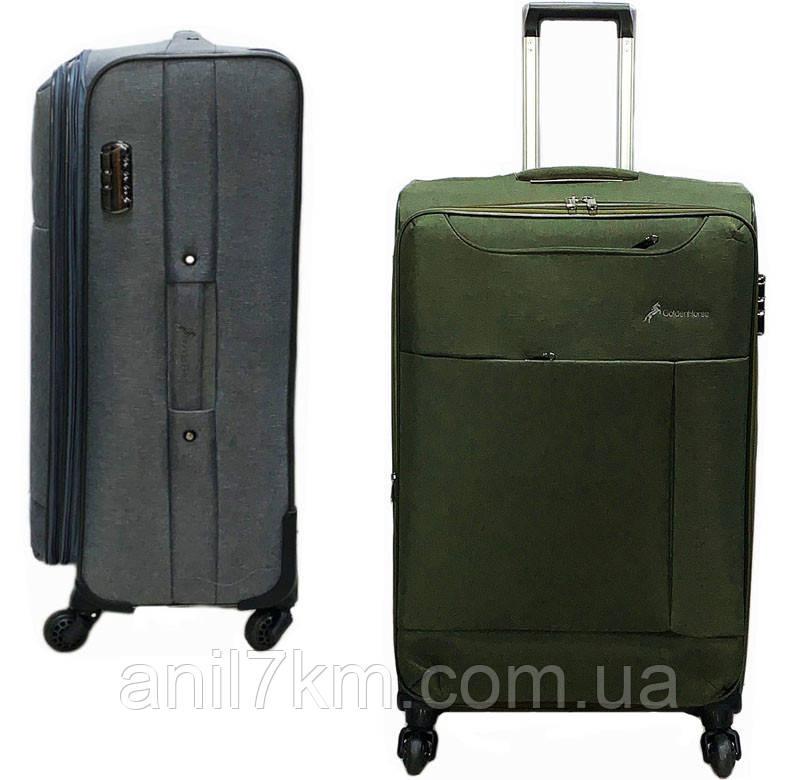 Великий чотириколісний валізу