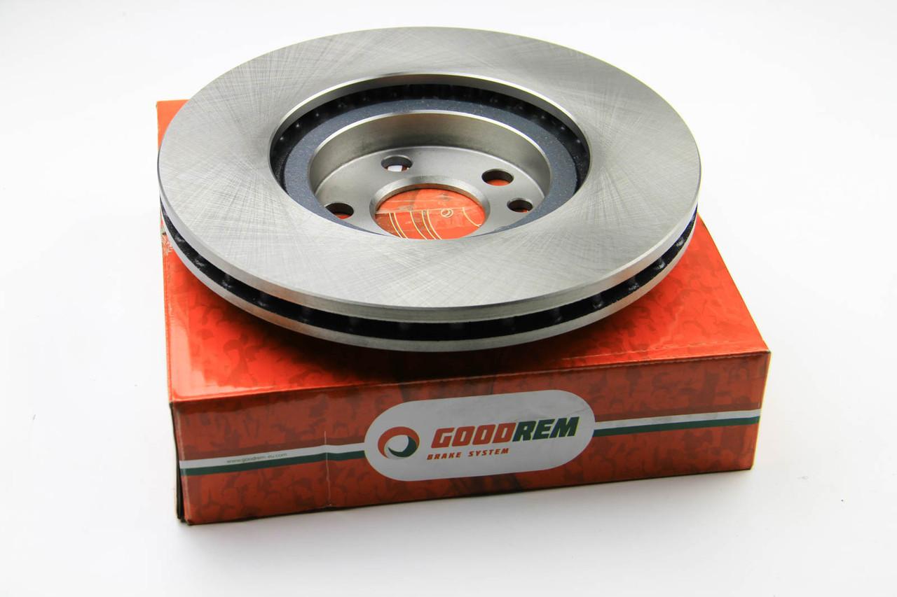 Тормозной диск передний Citroen Jumpy 2000-2004 GOODREM