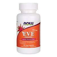 Женские витамины NOW EVE (120 капс) нау ева для женщин