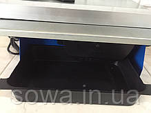 ✔️ Плиткорез Горизонт SM201 . Мокрое сверления, 1500Вт,  180мм, фото 3