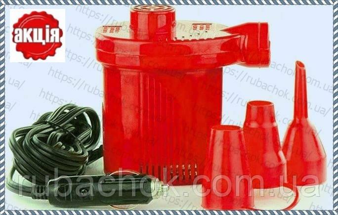 Насос Турбинка 12V АС 401 + супер жидкая латка 20 грамм.