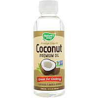 Nature's Way, Жидкое кокосовое масло премиум класса, 10 жидких унций (296 мл)