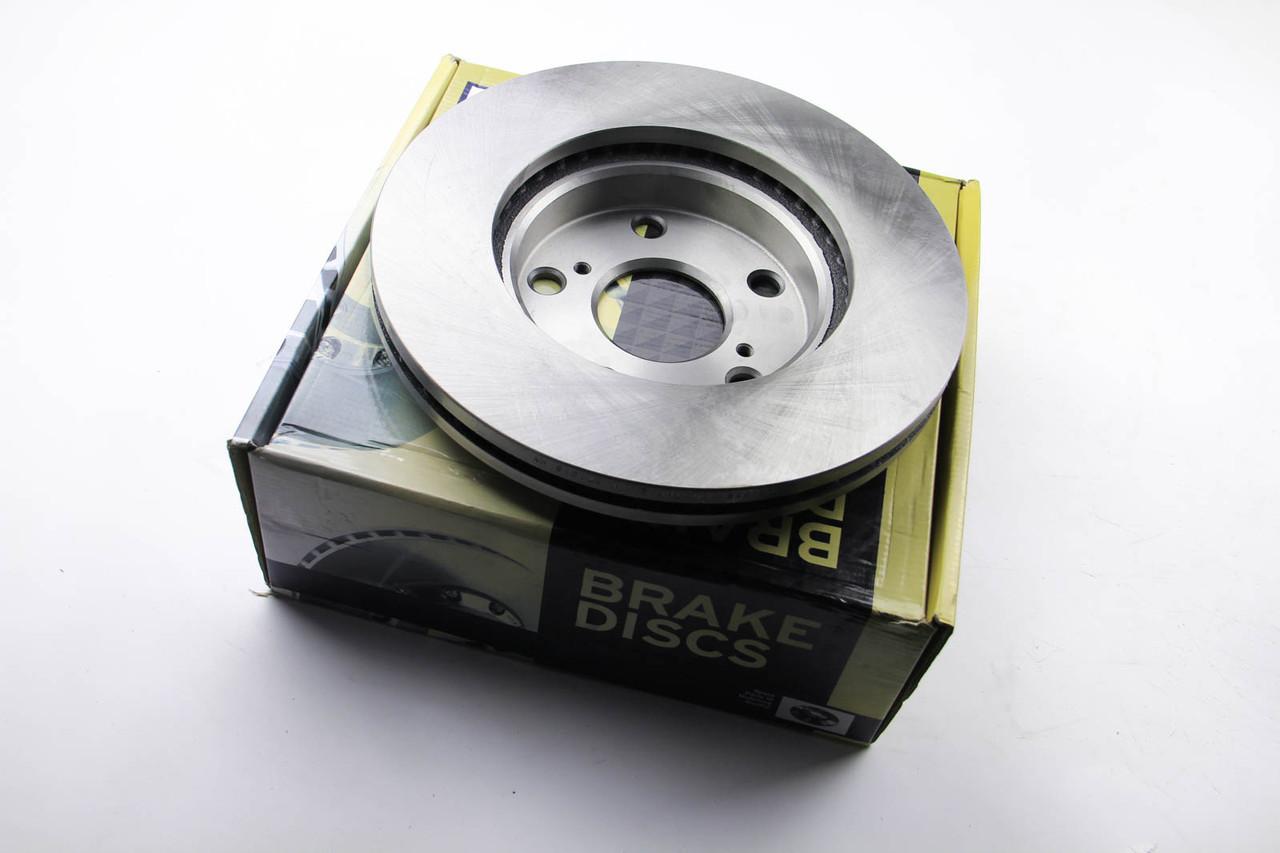 Тормозной диск передний Toyota Corolla 2006- (273x26)