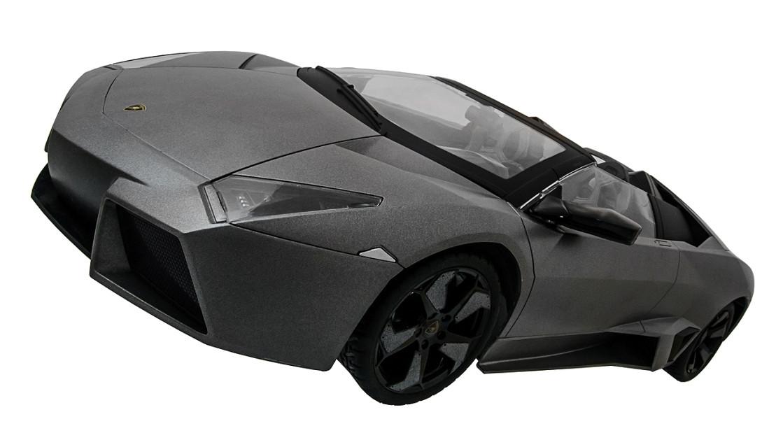 Машинка на радіокеруванні 1:10 Meizhi Lamborghini Reventon (сірий)