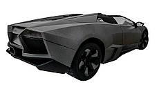 Машинка на радіокеруванні 1:10 Meizhi Lamborghini Reventon (сірий), фото 3